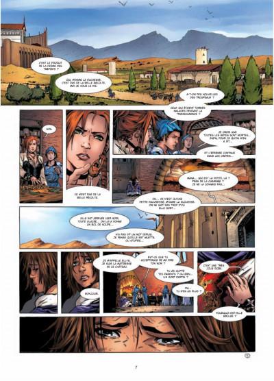 Page 5 la geste des chevaliers dragons tome 12 - Ellys