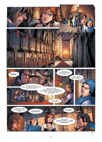 Page 6 la geste des chevaliers dragons tome 12 - Ellys