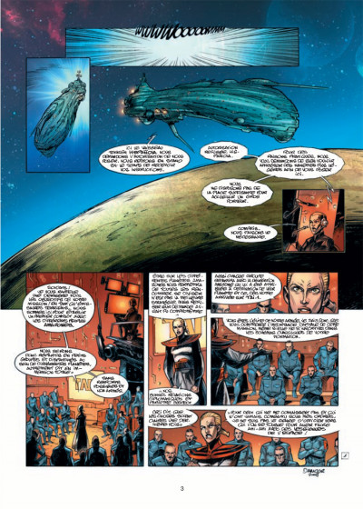 Page 1 Kookaburra Universe T.15 - cassus belli - terra incognita