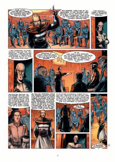 Page 2 Kookaburra Universe T.15 - cassus belli - terra incognita