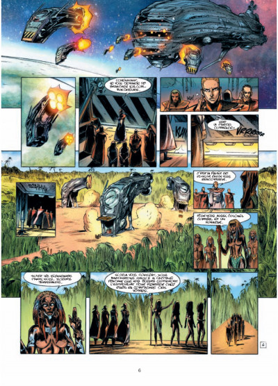 Page 4 Kookaburra Universe T.15 - cassus belli - terra incognita