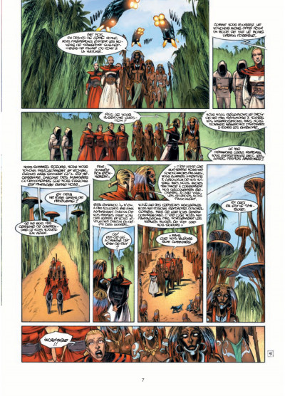 Page 5 Kookaburra Universe T.15 - cassus belli - terra incognita