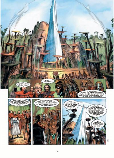Page 6 Kookaburra Universe T.15 - cassus belli - terra incognita