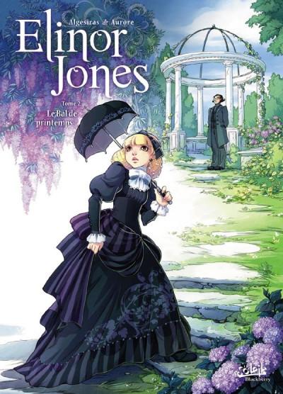 Couverture Elinor Jones tome 2 - le bal de printemps