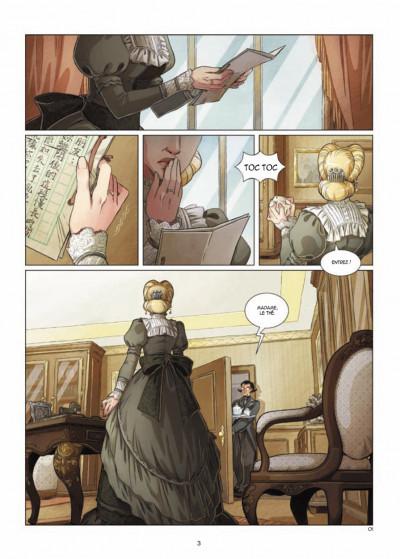 Page 1 Elinor Jones tome 2 - le bal de printemps