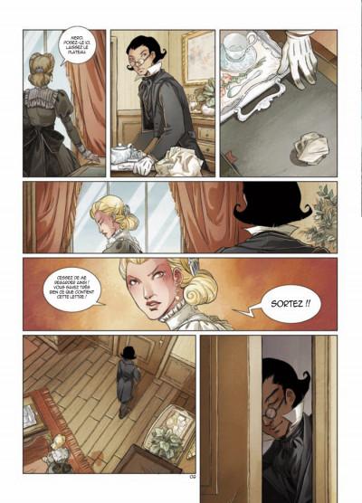 Page 2 Elinor Jones tome 2 - le bal de printemps