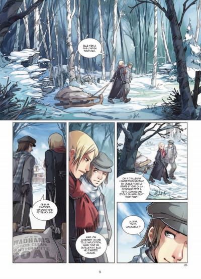 Page 3 Elinor Jones tome 2 - le bal de printemps