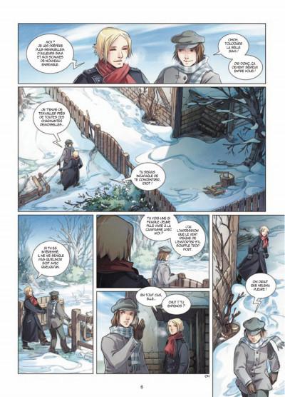 Page 4 Elinor Jones tome 2 - le bal de printemps