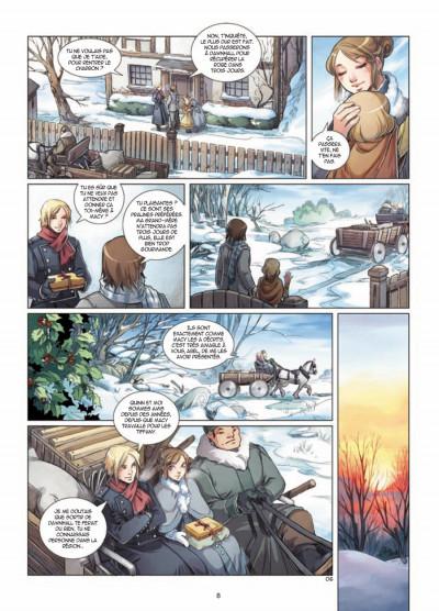 Page 6 Elinor Jones tome 2 - le bal de printemps