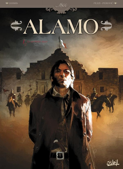 image de Alamo tome 1 - en première ligne
