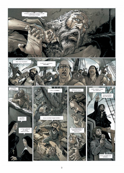 Page 1 grands anciens tome 2 - le dieu-poulpe