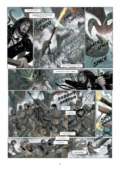 Page 3 grands anciens tome 2 - le dieu-poulpe