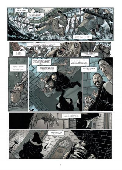 Page 5 grands anciens tome 2 - le dieu-poulpe