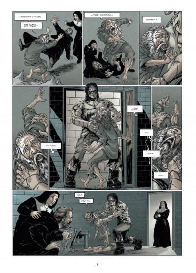 Page 6 grands anciens tome 2 - le dieu-poulpe