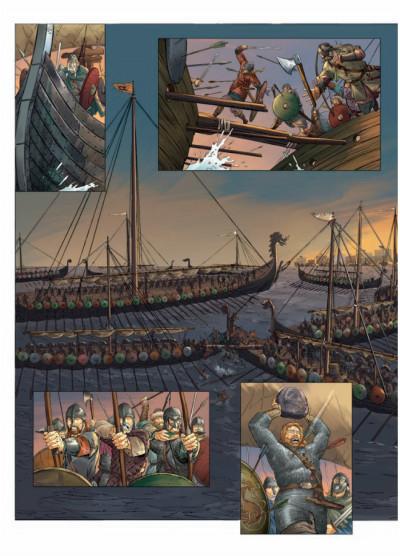 Page 2 les carnets secrets du vatican tome 5 - le bâton de Moïse