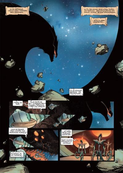 Page 1 Les naufragés d'Ythaq tome 9