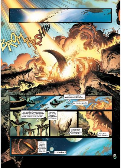 Page 3 Les naufragés d'Ythaq tome 9