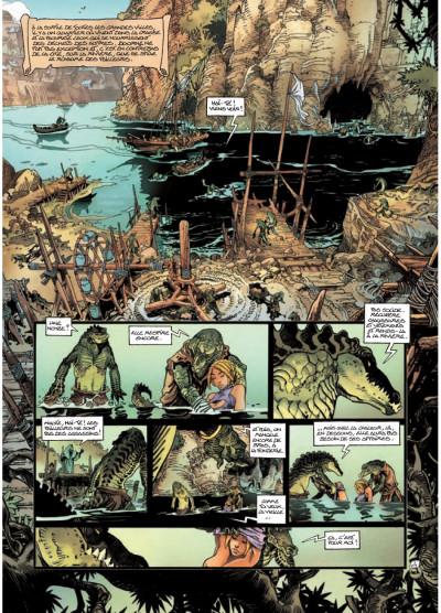 Page 4 Les naufragés d'Ythaq tome 9