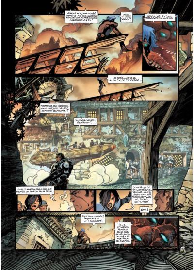Page 6 Les naufragés d'Ythaq tome 9
