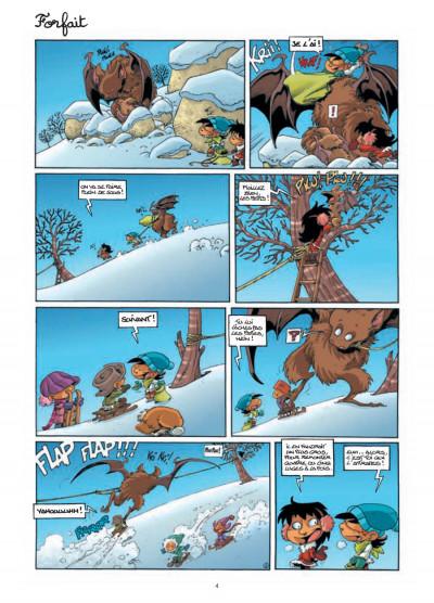 Page 2 gnomes de Troy tome 3 - même pas peur
