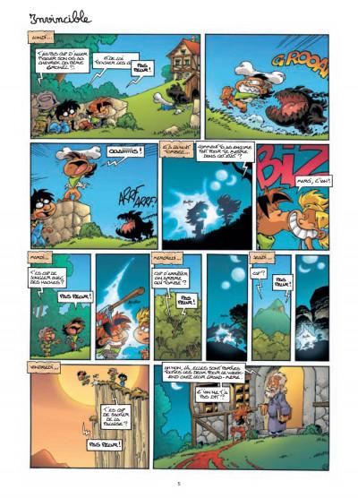 Page 3 gnomes de Troy T.3 - même pas peur
