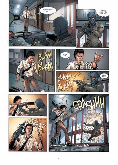 Page 3 vigilantes tome 1 - le signe