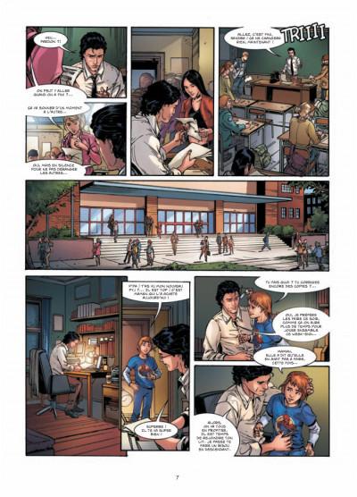 Page 5 vigilantes tome 1 - le signe