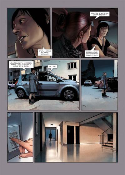 Page 1 doppelgänger - le double maléfique tome 2 - refoulement