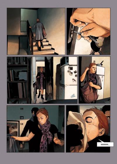 Page 2 doppelgänger - le double maléfique tome 2 - refoulement