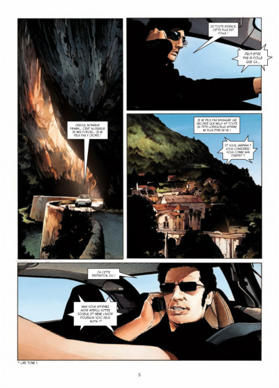 Page 3 doppelgänger - le double maléfique tome 2 - refoulement