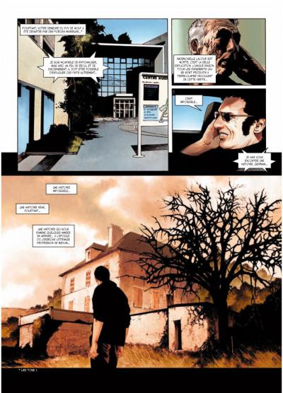 Page 4 doppelgänger - le double maléfique tome 2 - refoulement