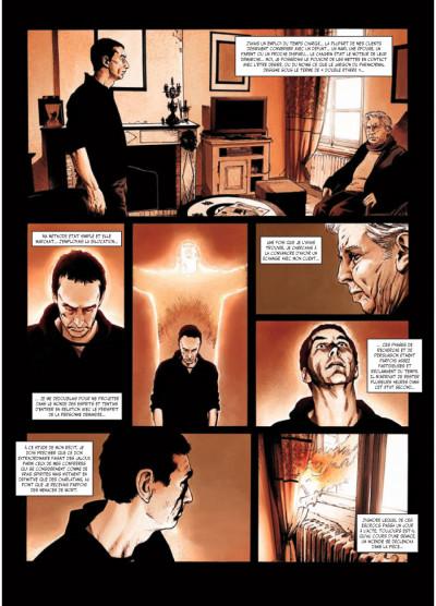 Page 5 doppelgänger - le double maléfique tome 2 - refoulement