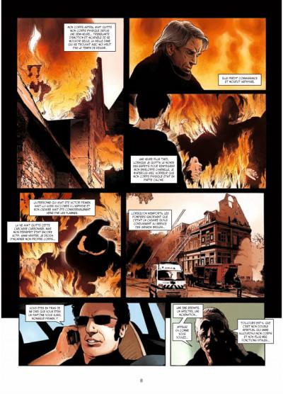 Page 6 doppelgänger - le double maléfique tome 2 - refoulement