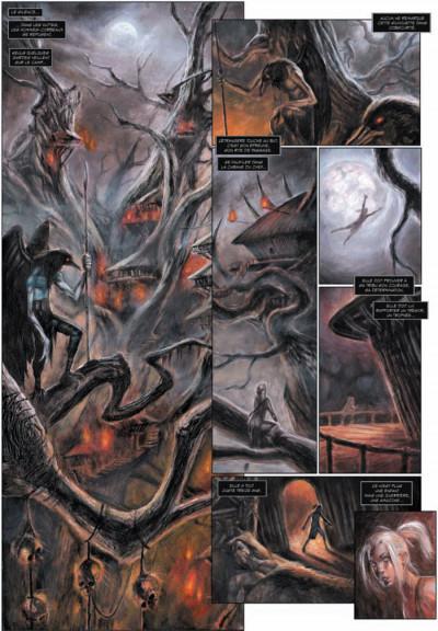 Page 1 Arawn tome 4 - le chaudron de sang