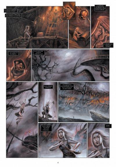 Page 2 Arawn tome 4 - le chaudron de sang