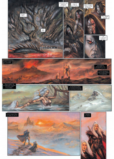 Page 6 Arawn tome 4 - le chaudron de sang