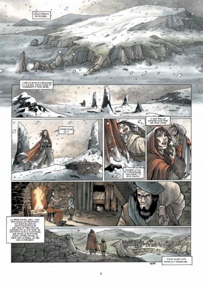 Page 1 Hannibal Meriadec et les larmes d'Odin T.3 - Santa Maria della Salute