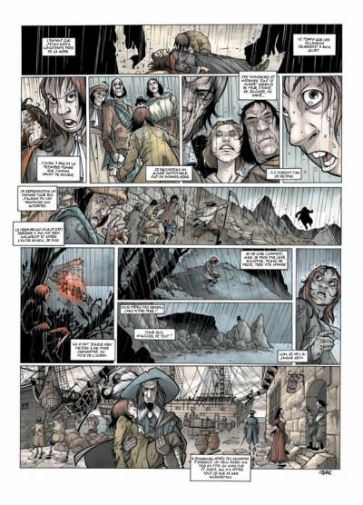 Page 3 Hannibal Meriadec et les larmes d'Odin T.3 - Santa Maria della Salute