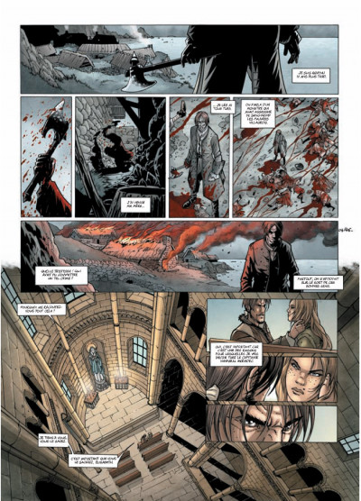 Page 4 Hannibal Meriadec et les larmes d'Odin T.3 - Santa Maria della Salute