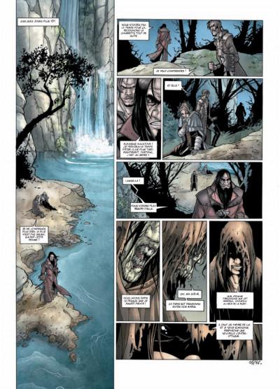 Page 5 Hannibal Meriadec et les larmes d'Odin T.3 - Santa Maria della Salute