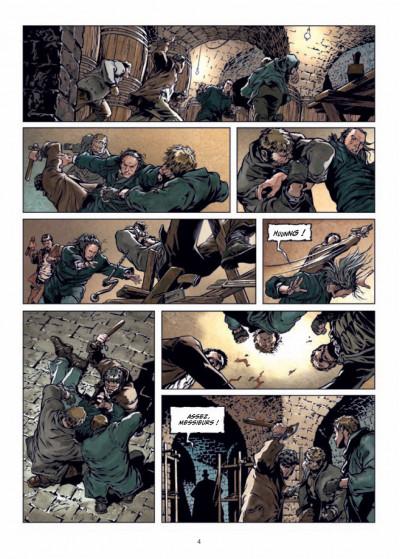 Page 2 Sherlock Holmes et le Necronomicon tome 1 - l'ennemi intérieur