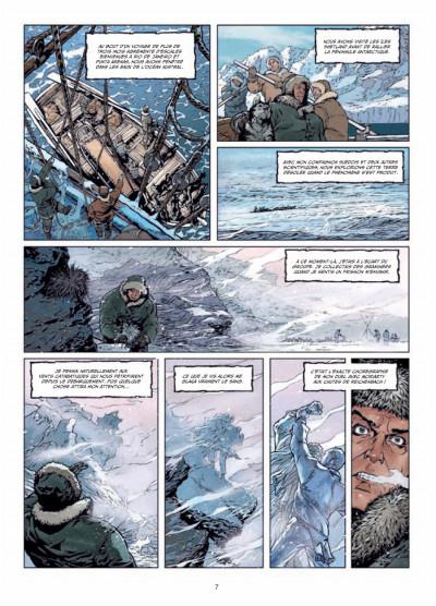 Page 5 Sherlock Holmes et le Necronomicon tome 1 - l'ennemi intérieur