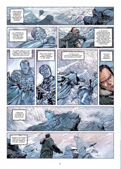 Page 6 Sherlock Holmes et le Necronomicon tome 1 - l'ennemi intérieur