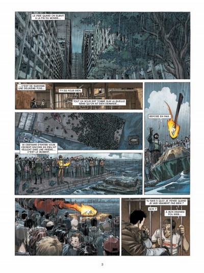 Page 1 Zombies tome 2