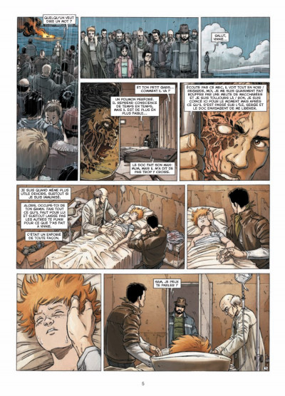 Page 3 Zombies tome 2