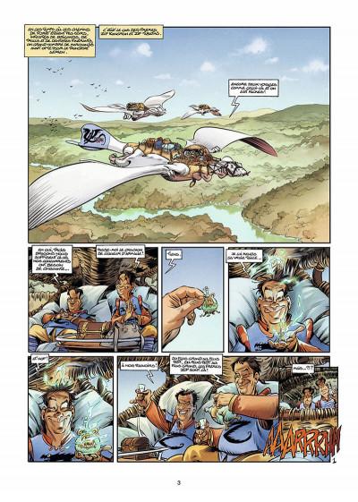 Page 4 Trolls de Troy tome 15 - boules de poils tome 1