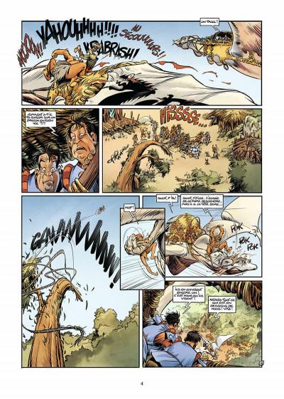 Page 5 Trolls de Troy tome 15 - boules de poils tome 1