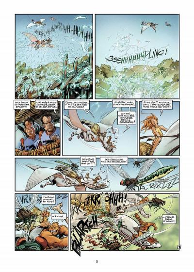 Page 6 Trolls de Troy tome 15 - boules de poils tome 1