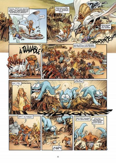 Page 7 Trolls de Troy tome 15 - boules de poils tome 1