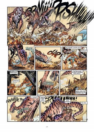 Page 8 Trolls de Troy tome 15 - boules de poils tome 1